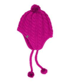 WOMEN S FUZZY EARFLAP BEANIE North Face Women 3f46b1390873