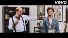 Louis dancing with himself in about twenty years.