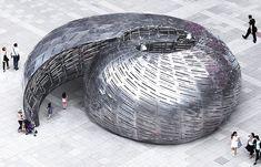 NASA Orbit Pavilion, New York, 2015 - StudioKCA
