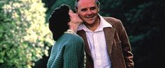 """Anthony Hopkins as C. Lewis in """"Shadowlands"""" Goodbye Christopher Robin, Master And Commander, Stars Play, You Are The Greatest, Sir Anthony, Gone Girl, Anthony Hopkins, Cs Lewis, Les Miserables"""