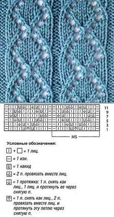 Cable Knitting, Knitting Charts, Baby Knitting Patterns, Knitting Stitches, Knitting Designs, Knitting Socks, Hand Knitting, Stitch Patterns, Crochet Chart