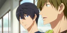 Makoto Tachibana, Makoharu, Free Eternal Summer, Everything Free, Free Iwatobi Swim Club, Hot Anime Boy, Feeling Lonely, Zucchini, Chloe