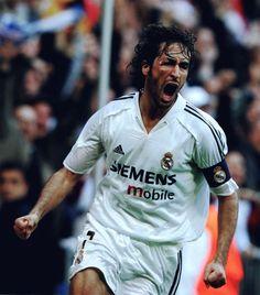 10 Raul Ideas In 2020 Real Madrid Madrid Soccer