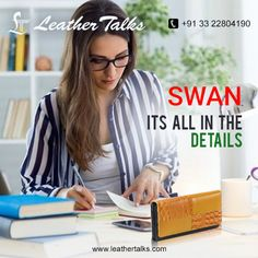 Bring home this funky handclutch and try it with your casual dresses along with high heels to give your persona an attractive and noticeable look. Easy to hold and carry in hand. #fineleather #leathertalks http://leathertalks.com/product/swan/