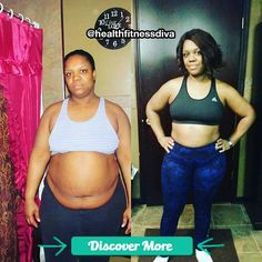 Transformation of the Day: This young lady saw her clothing sizes keep increasing while she was dealing with the effects of depression. As a nurse, she knew that exercise could improve the situation. She shared with us how she took action to change lose weight and change her life. #fitnessmotivation #weightlossmotivation #beforeafter #weightloss #loseweight