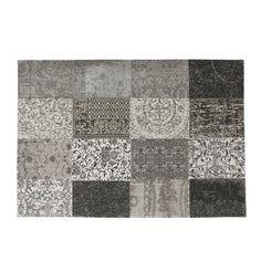 Vloerkleed vintage kelim 8101 | LOOODS 5...this wonderful rug has the vintage look of a Carpet-Bagger's Salesman Sample! Great Rug!