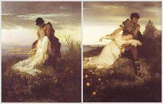 Václav Brožík - The death of St.Iria (1873 and 1876) #RomanticRealism #painting #art #Czechia