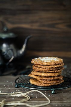 What better way to bring in the holiday cheer then making some delicious cookies. We found the best holiday cookie recipes from around the web. Best Holiday Cookies, Holiday Cookie Recipes, Cookie Desserts, Just Desserts, Delicious Desserts, Dessert Recipes, Yummy Food, Coconut Cookies, No Bake Cookies
