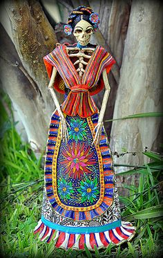 Catrina with nice detail. | Flickr - Photo Sharing!