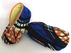 Baby's African Shoes Kimono Style 3 to 6 months par ogekko