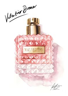 valentino donna perfume - Google Search