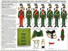 Napoleonic French 6th Regt Lanciers