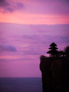 #zimmermanngoesto uluwatu - watch sunset & performance by balinese dancers