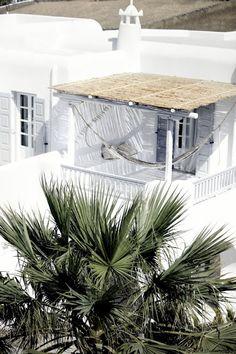 Oh Greece! San Giorgio boutique hotel on Mykonos