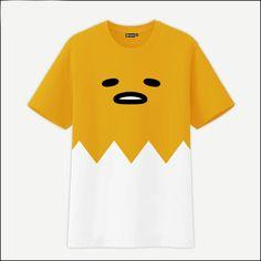 Gudetama camiseta cosplay del traje del Anime camiseta de algodón de verano de manga corta para hombres mujeres tes de las tapas en Camisetas de Ropa y Accesorios en AliExpress.com | Alibaba Group