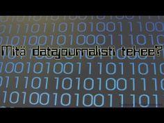 Jokamiehen datajournalismi - Mitä avoimella datalla saa aikaan? - YouTube