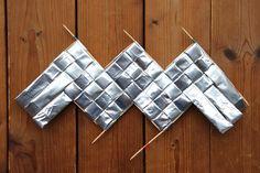 Pot Holders, Creations, Crochet, Diy, Paper Engineering, Creative Crafts, Paper Envelopes, Creativity, Bags