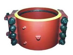 The product is a metal wrap positioned around the pipe for reinforcement and to maintain the pressure within. The full encirclement steel sleeve is manufactured by welding together two half sleeves around pipe. These Full encirclement steel sleeve are only permitted to be installed on pipe having a wall thickness between 0.188 and 0.750 inches. Stainless Steel Pipe, Steel Plate, Half Sleeves, Welding, Pipes, Tube, Metal, Wall, Soldering