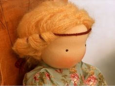 waldorf doll 16 inch by Eszter Nagy of Hungary