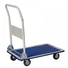 660lbs Platform Cart Dolly Folding Foldable Moving Warehouse Push Hand Truck #ecrater