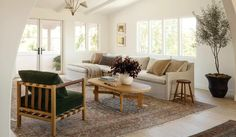 How To Style Your Coffee Table - In Just 4 Easy Steps - Bobby Berk Stylish Coffee Table, Coffee Table Styling, Coffee Table Books, Steps Design, Large Table, Stack Of Books, Wood Tray, Home Interior, Living Room Designs