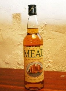 Bunratty Mead. A castle house blend drank by the bride and groom at Irish weddings to bless the wedding, promote fertility, and keep the faeries away.
