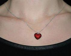 Heart Swarovski made by JEWELINE www.jeweline.pl