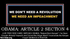 'Impeach Obama' movement gains speed with new book on 'lawlessness'