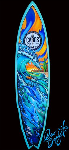 drew brophy painted Surfboards | Drew has painted thousands of surfboards, all over the world. Here are ...