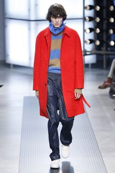 MSGM | Menswear - Autumn 2016 | Look 6