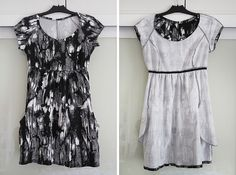 Simplicity 1800 dress by What Katie Does, via Flickr