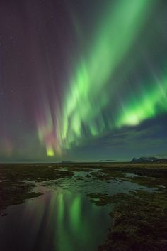 """Tapestry of the Sky - Taken during our <a href=""""http://www.iceland-photo-tours.com/iceland-winter-aurora-photo-workshop/""""> Winter Photo Workshops</a>."""