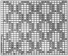 Lace Web Knitting Pattern Stitch. More Great Patterns Like This