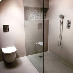 Idea, methods, plus quick guide in pursuance of acquiring the greatest outcome and also coming up with the maximum usage of Dream Bathrooms Dream Bathrooms, Small Bathroom, Bathroom Ideas, Restroom Design, Walk In Shower Designs, Shower Screen, Wet Rooms, House Extensions, Glass Shower