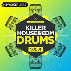 Killer House & EDM Drums Demo