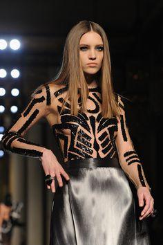 Versace Couture, Outono 2014