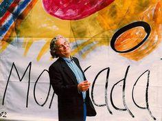L'indagine su Moncada (Palermo 1932 - Milano 2012), vede la cura dello storico dell'arte Francesco Tedeschi che per ha ripercorso i circa sessant'anni di attività con cui il maestro di origine siciliana ha attraversato la recente storia dell'arte.