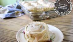 Brioches à la cannelle classiques - Auboutdelalangue.com Bon Dessert, Dessert Recipes, Beignets, Pesto, Cordon Bleu, Tasty Dishes, Fudge, Mousse, Biscuits