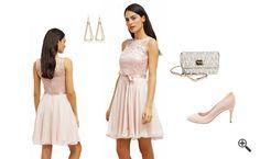 Schicke Kleider für Hochzeit