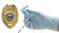 Cops Torture A Man During Drug Test