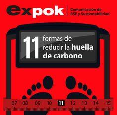 11 maneras fáciles de reducir tu huella de carbono http://www.expoknews.com/2013/10/29/11-maneras-faciles-de-reducir-tu-huella-de-carbono/