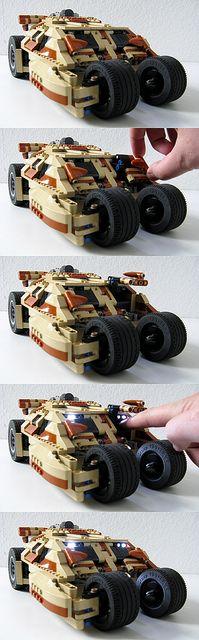 Motorized Lego Tumbler by mahjqa, via Flickr