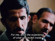 Close-Up (Abbas Kiarostami, 1990)