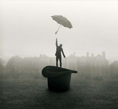 The Whimsical Worlds in Joel Robison's Surreal Photography #inspiration #photography