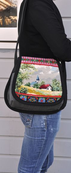 My little landscape bag by dutchsisters on Etsy