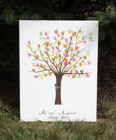 Love this.  Great for a baby shower or wedding.