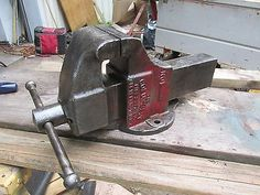 vise wilton four and a half inch wide jaws wilton 450s vise swivel