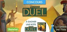 #Concours pour tenter de gagner une boîte de #7Wonders #Duel #j2s #boardgames #board #games