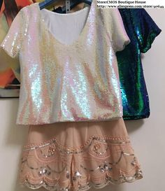 women sequined Tops/beaded Tees/shiny shirts/women bling Tanks/women Sequins Camis/women Sequined Bottoming shirt/beading vest