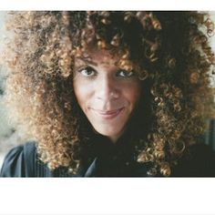 Naturally Fierce Feature: Mel rizos naturaly fierce features latina curlyfro curly girl curls bighair big hair afro